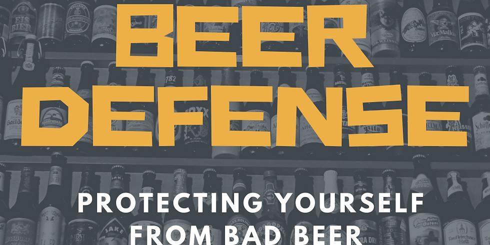 Beer Defense