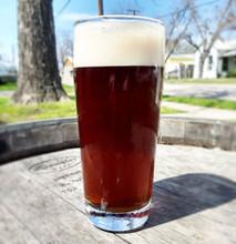 A killer Irish red ale from Skull Mechanix.