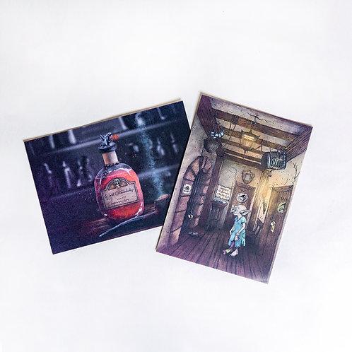 Eberkopf Postkartenset