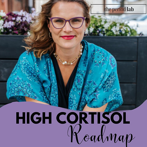 High Cortisol Roadmap