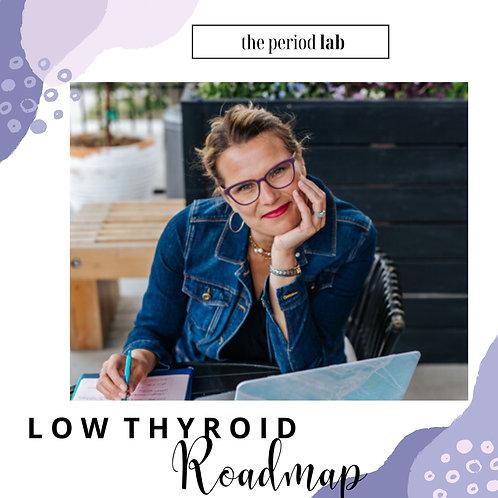 Low Thyroid Roadmap