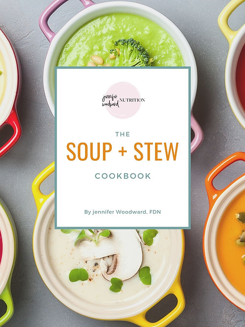 Soup and Stews Cookbook