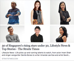 30 of Singapore's Rising Stars Under 30