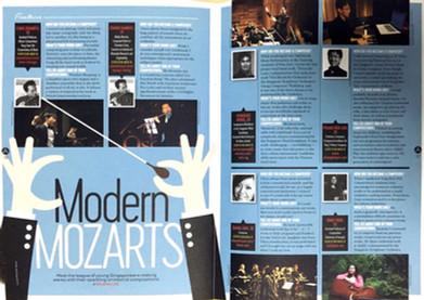 Modern Mozarts