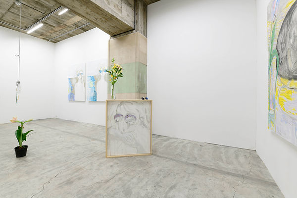 installation view 2018 _ ON MAY FOURTH