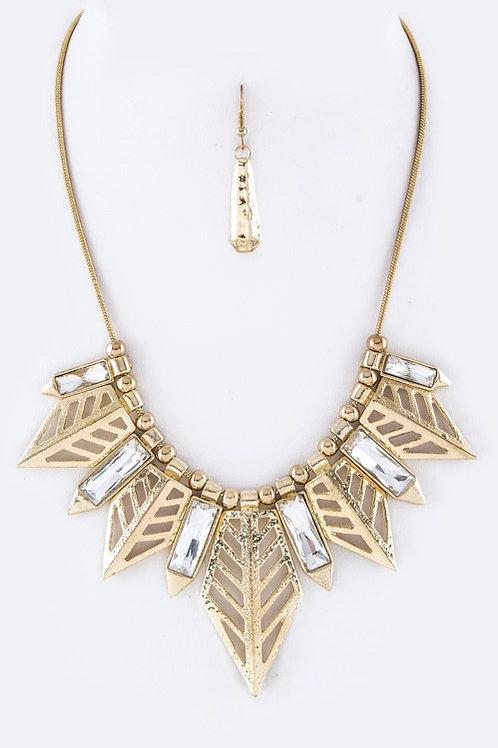 Arrow Necklace set
