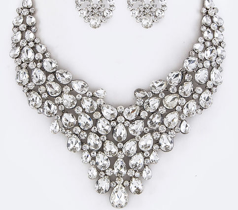 Accessories, jewlery, earring, necklace
