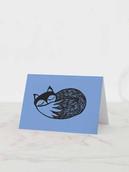 Folded Card sm_Sleeping Fox.jpg