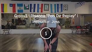 Groov3 Rental_Pon de Replay.png