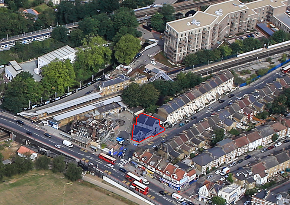 Prime Plots disposal of Catford Site
