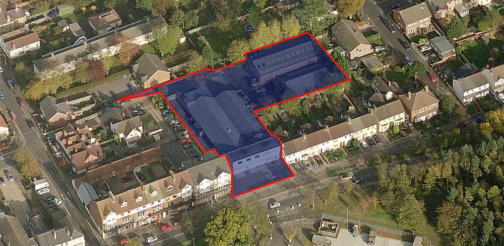 Prime Plots' disposal of Farnborough Site