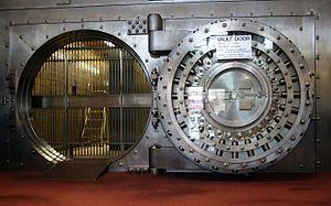 The Development History of the Bank Vault Door!
