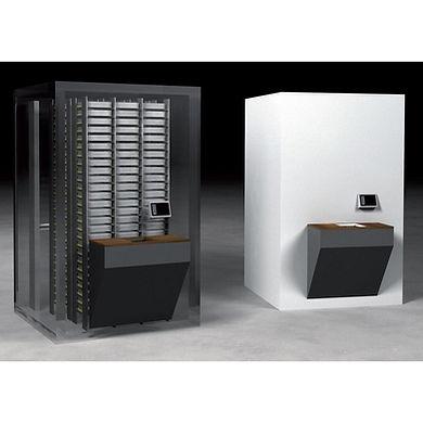 Automated-Safe-Deposit-box