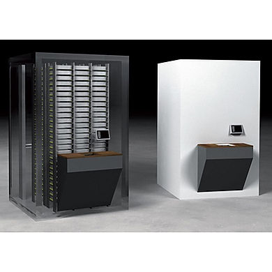 Automated-Safe-Deposit-box