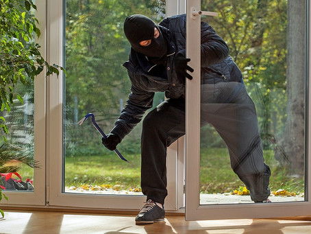 10 ways to prevent house theft