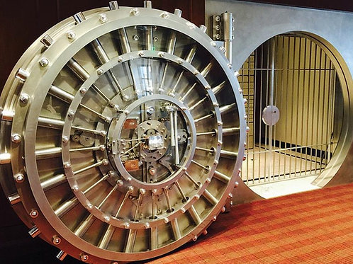Bank Vault Door Manufacturers-Made in China