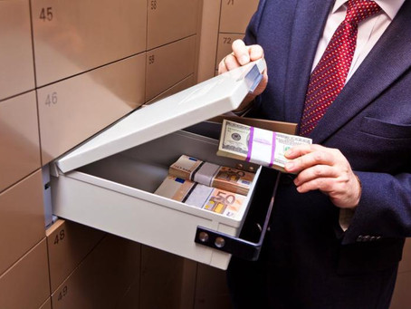Safe deposit box rental business introduction and rental process