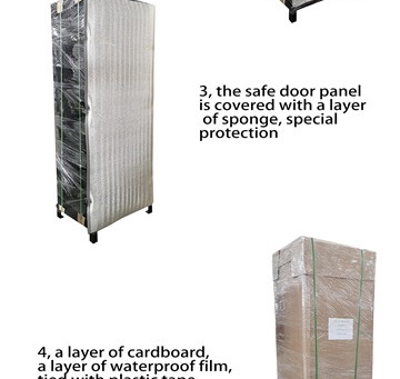Regarding the packaging of the safe deposit box, what you want to know is here!