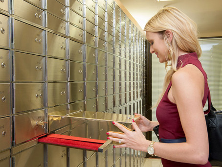 Why do we all need a safe deposit box?