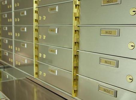 Should I buy mechanical safe deposit box or self-service safe deposit lockers?