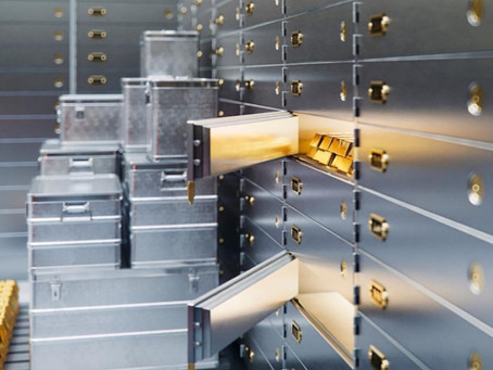 The Difference Between Bank and Private Safe Deposit Box?