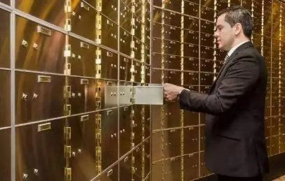 How much does it cost to rent a safe deposit box?