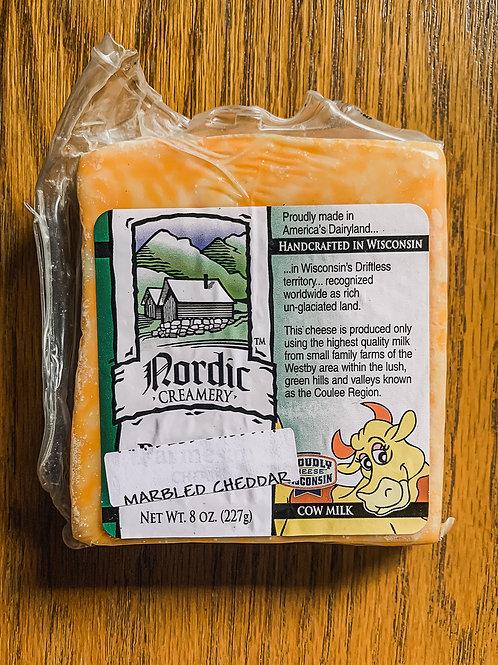 Nordic Marbled Cheddar