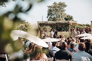 Outdoor Garden Wedding Venue near Chicago