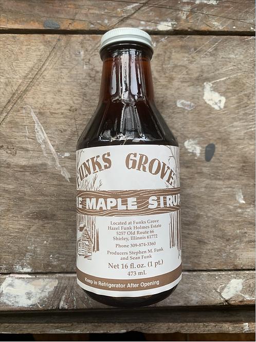 Funks Grove Maple Sirup, 16 oz