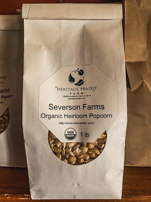 Severson Farms Organic Heirloom Popcorn 1 lb