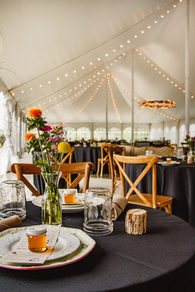 Spacious Events Tent
