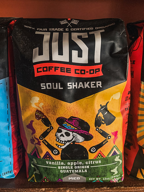 JUST Coffee: Soul Shaker
