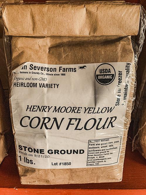 Severson Farms Yellow Corn Flour