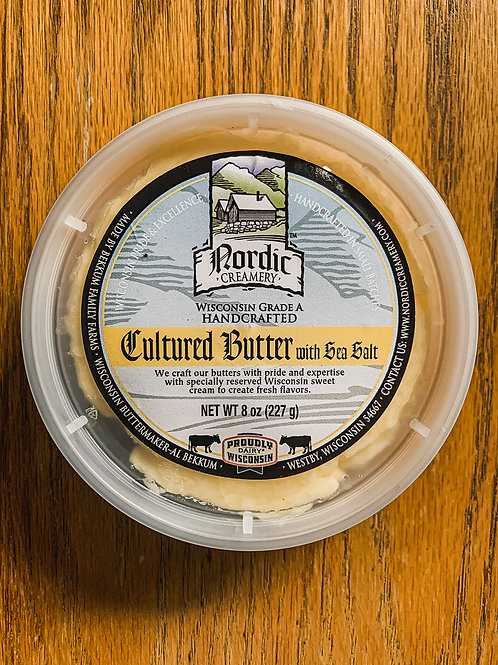 Nordic Cultured Butter