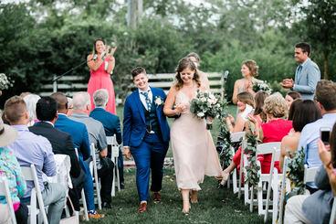 Unique Wedding Celebrations at Heritage Prairie Farm