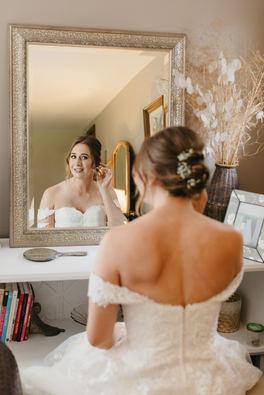 Bride in the Lof