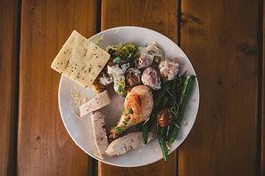Fox Valley Wedding Venue Food