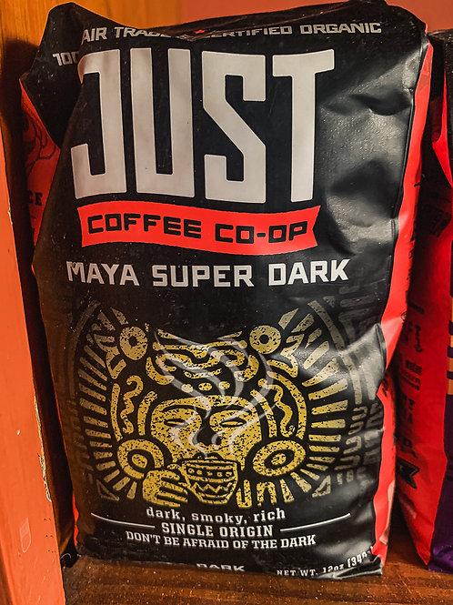 JUST Coffee: Maya Super Dark