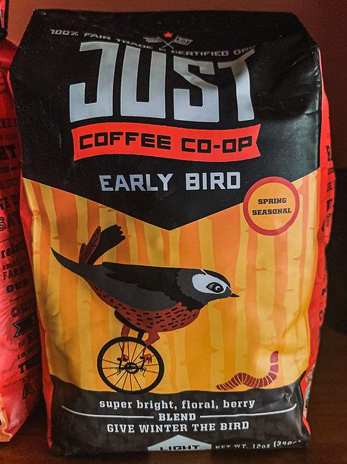 JUST Coffee: Early Bird