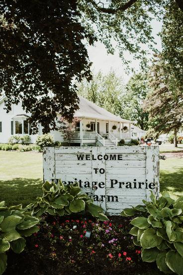 Heritage Prairie Farm in Elburn, Illi