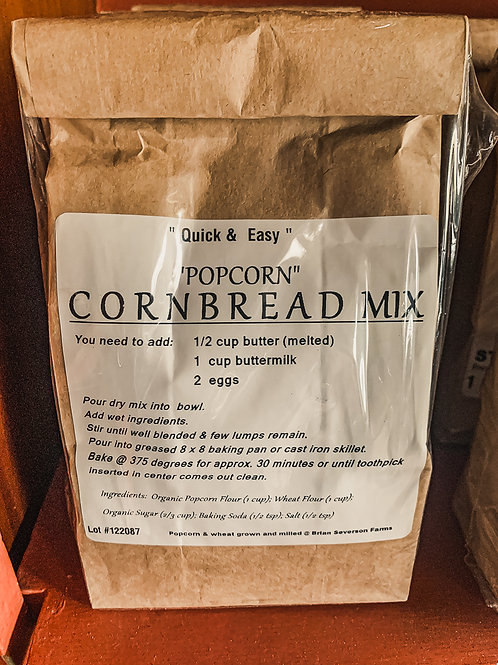 Severson Farms Cornbread Mix