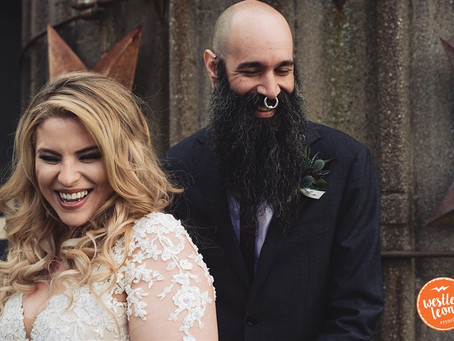 Bridal Takeover: Michelle & Chris