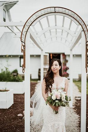 Garden Wedding Scenery Wedding Venue