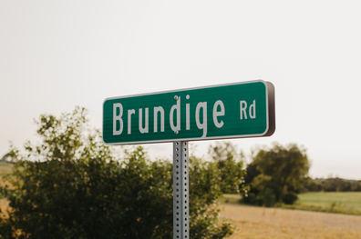 Located on rustic Brundige Road, Elburn, Illinois