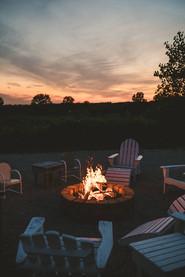 Bonfire for Summer Nights
