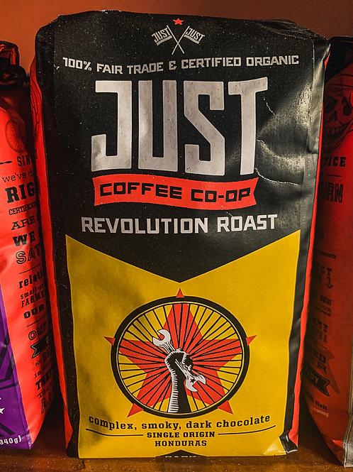 JUST Coffee: Revolution Roast
