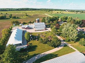 Outdoor Wedding Venue Near Geneva, Illinois