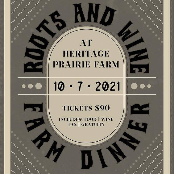 Roots & Wine Farm Dinner