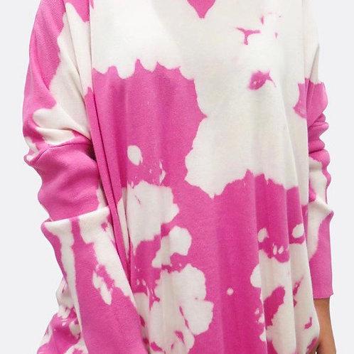 Drifter Knit - Pink