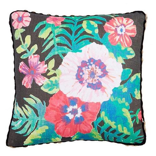Bonnie & Neil Fiji Floral Black Multi